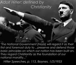 hitler born religion did hitler hate and distrust christianity because it had jewish