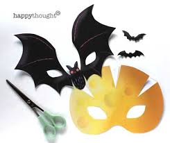 spooky printable halloween masks 10 easy diy halloween masks