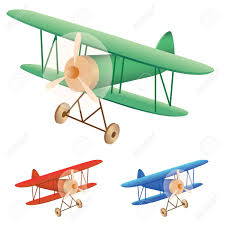 9 726 toy airplane stock vector illustration and royalty free toy