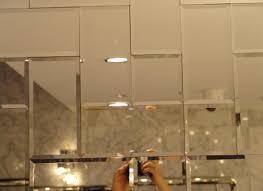 12 beveled mirror bathroom fashion bathroom ultra clear glass