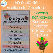thanksgiving interactive flip book flip books and