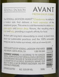 Kendall Jackson Avant Chardonnay Hy Vee Aisles Online Grocery