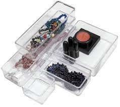 drawer organiser rectangle small from storage box