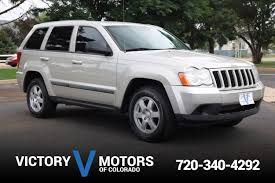 cherokee jeep 2008 used cars and trucks longmont co 80501 victory motors of colorado