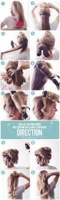 pretty hair styles with wand 18 curling iron tricks and tips that will give you easy curls
