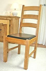 Ladder Back Dining Chairs Ladder Back Dining Chairs Inspirational Oxford Solid Oak And