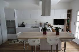 cuisiniste evreux cuisiniste chartres caly une cuisine ouverte et astucieuse idale