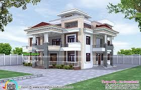 Kerala Home Design 3000 Sq Ft 80x90 Three Storied House Plan Kerala Home Design Bloglovin U0027