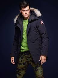 canada goose simons seanopry men s fashion pinterest