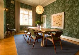 victorian dining room wallpaper new mid century modern dining room