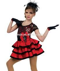 Halloween Costumes Spanish Dancer 2016 Layer Spanish Stage Wear