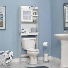 bathroom small bathroom storage over toilet design home