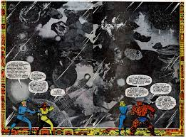 jack kirby quote jack kirby double page spreads collectededitions com