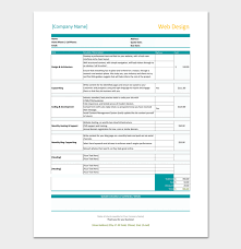 freelance invoice template 5 for word excel u0026 pdf format