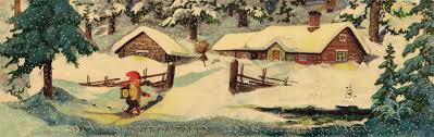 swedish christmas decorations tomten tomte poster a beautiful scandinavian swedish christmas