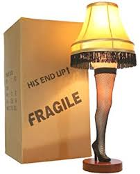 a christmas story leg l lights a christmas story 20 inch leg l prop replica by neca desk ls