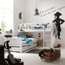 Pirate Themed Home Decor by Pirate Wall Decals Themed Living Room Bedroom Accessories Art