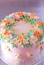 birthday flower cake best 25 flower cakes ideas on floral cake