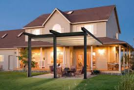 Waterproof Pergola Covers by Waterproof Retractable Patio Cover Long Island M U0026 M Awning And Sign
