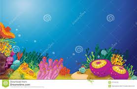 underwater scene stock photos image 27179153