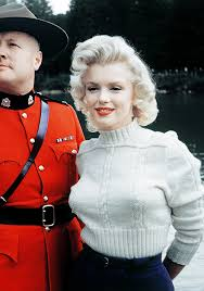 Vanity Fair Canada Marilyn Monroe Photographed By John Vachon In Canada 1953