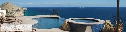 los cabos villas los cabos vacation rentals and cabo vacation