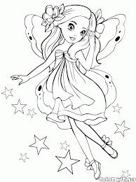 the free coloring pages u0027for girls u0027 will introduce children to the