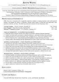 Retail Resume Templates Resume Templates Retail Cbshow Co