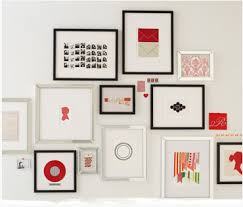 Pottery Barn Gallery In A Box How To Create A Gallery Wall West Elm