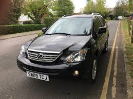 lexus rx 400h used car sale used 2009 lexus rx 400h 400h limited edition executive for sale in