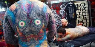 inside the london tattoo convention business insider