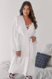 plus size dressing gowns yours clothing