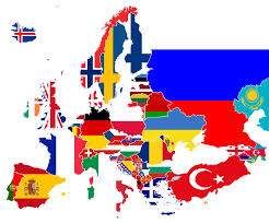 Europe Map With Countries by Europe Map Flag By Britannialoyalist On Deviantart