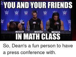 Dean Ambrose Memes - you andyour friends w w w mma dean ambrose seth rollins roman