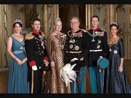 official portraits of the royal family