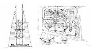 Wtc Floor Plan by Bahrain World Trade Center Killa Design Arch2o Com