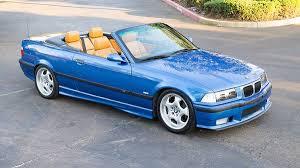 bmw e36 m3 estoril blue estoril modena 1998 bmw m3 convertible bring a trailer