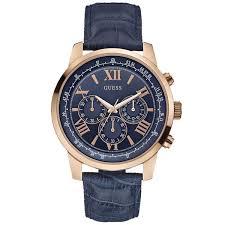montre guess bracelet cuir images Montre guess cuir montre homme avec cleor w0380g5 jpg