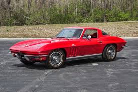 corvette the years 1966 corvette 427 425hp correct colors 30 years of receipts