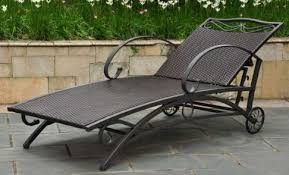 wicker chaise lounge as outdoor chairs exist decor