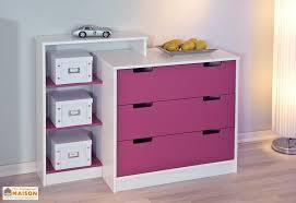 meuble commode chambre chambre d enfant kidz magenta lit armoire commode meuble
