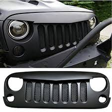 jeep wrangler front grill jeep wrangler rubicon wrangler rubicon and style on
