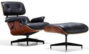 Computer Lounge Chair Eames Lounge Chair U0026 Ottoman Hivemodern Com