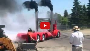 kw semi truck big rig diesel drag racing u2013 speed society