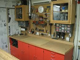 garage workbench 35 beautiful garage tool workbench image ideas