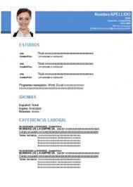 formato hoja de vida 2016 colombia ejemplos de hoja de vida modernos en word para descargar