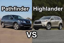 nissan pathfinder platinum 2015 2015 nissan pathfinder vs 2015 toyota highlander design youtube