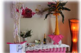 dã coration de table de mariage décoration tropical pour votre intérieur table deco mariage