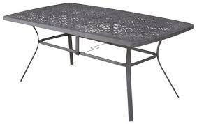 Rectangle Patio Dining Table Rectangular Patio Dining Table Tables You Ll Wayfair 28