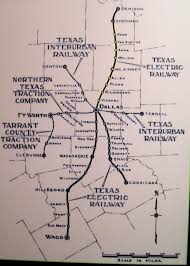 Dallas Fort Worth Map by Electric Avenue For 32 Years The Little Road To Big D Hometown